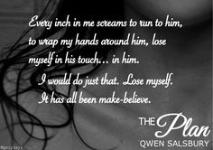 The Plan by Qwen Salsbury