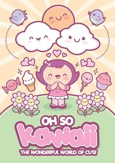 Mi poster favorito de Kawaii http://sweetbox.storenvy.com/