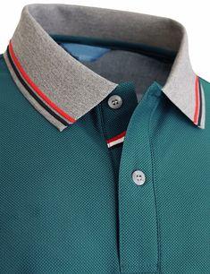Polo Shirt Style, Polo Shirt Design, Polo Design, Mens Polo T Shirts, Polo Tees, Mens Smart Casual Outfits, Mens Clothing Styles, Shirt Designs, Menswear