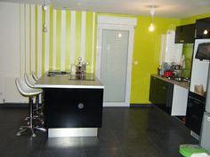 Totally green -  - Vous avez une cuisine ouverte