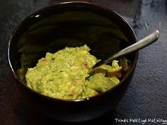 Guacamole | TRINEs MATblogg