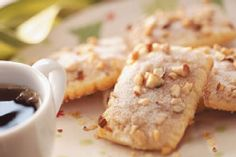Finnish Christmas Cookies With Almonds