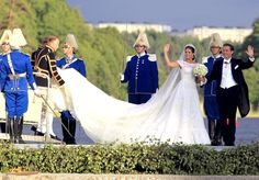 Princess Madeleine - The Wedding of Princess Madeline and Christopher O'Neill — Part 2