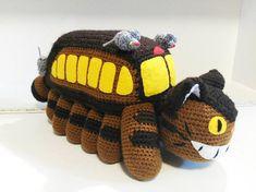 Amigurumi Totoro Receita : Big amigurumi totoro totoro crochet totoro plush totoro toy
