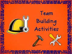 Elementary Matters: Team Building Activities to help create a classroom community