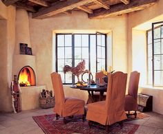 new mexico rustic | ESTILO RUSTICO: INTERIORES NEW MEXICAN STYLE