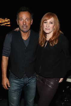 Patti Scialfa Photos: Stars at the Stand Up for Heroes Event
