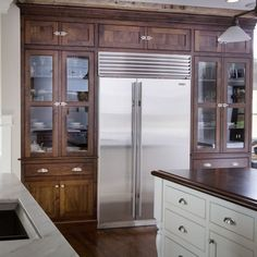 country kitchen cabinets pictures interior doors stained poplar kitchen with a 2 6007