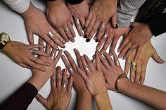 schitterende zilveren ringen gemaakt tijdens een workshop zilveren ringen maken bij edelsmid Marja Schilt. www.marjaschilt.nl