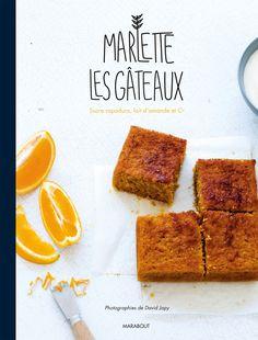 [Concours] Livre Marlette Les Gâteaux