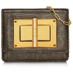 NATALIA METAL LIZARD CLUTCH WITH CHAIN SHOULDER STRAP (195 605 UAH) ❤ liked on Polyvore featuring bags, handbags, clutches, chain shoulder bag, chain strap purse, chain strap shoulder bag, man bag and beige clutches