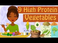 Different Vegetables With Protein ⋆ The DIY Farmer