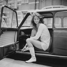 View and license Charlotte Rampling pictures & news photos from Getty Images. English Actresses, British Actresses, Hollywood Actresses, Charlotte Rampling, Photo Vintage, Vintage Photos, Prince Charles, Paul Mccartney, Classic Mini