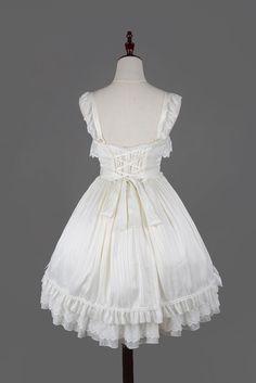 Fancy Dream Jumper Skirt - $67.19 : Soufflesong,An Indie Lolita Fashion ,Gothic Vintage Brand