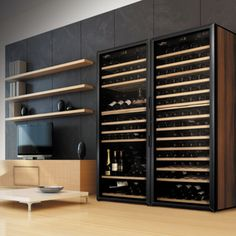 10+Top+Wine+Cabinets+for+Your+Home