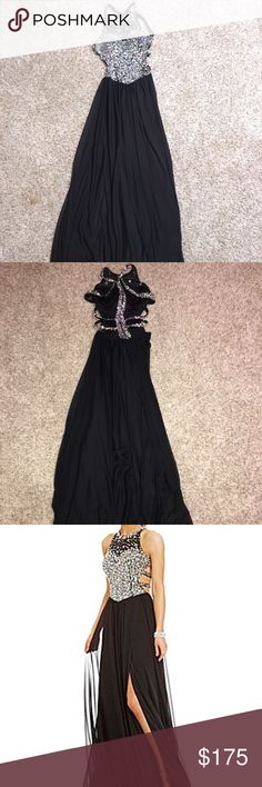 Glamour by Terani Prom Dress Bought in 2016, worn once Terani Couture Dresses Prom