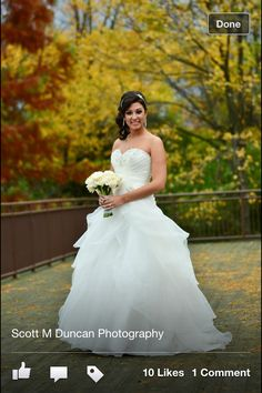 #outdoor #weddingphotos #fall2012 #october