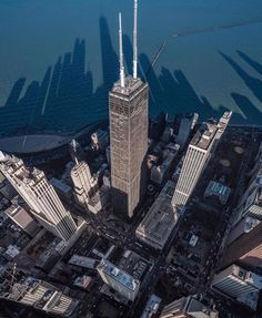 Amazing Chicago aerial