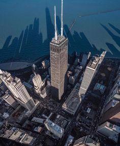 Amazing Chicago aerial