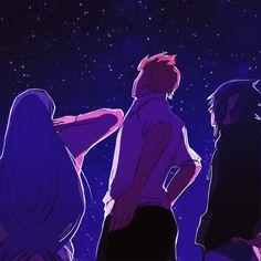 Mirio, Tamaki and Nejire Buko No Hero Academia, My Hero Academia Memes, Hero Academia Characters, My Hero Academia Manga, Manga Anime, Anime Art, Anime Friendship, Big Three, Kawaii