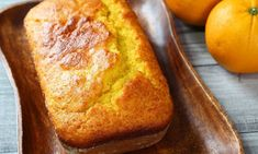The sweet smell of oranges wafts through your kitchen while you're making dessert. What is this dessert you ask? It's cake, and the main ingredient is orange juice! This is a dessert tha. Whole Orange Cake, Orange Juice Cake, Food Cakes, Cupcake Cakes, Jus D'orange, Cake Tasting, Loaf Cake, Healthy Cake, Easy Cake Recipes