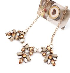 Aliexpress.com : Buy Vintage Kolye Boho Good Quality Hot Pendants Necklaces Gem Charm Brand Chain Maxi Necklace jewelry Lady Necklace sf 66 from Reliable jewelry blank suppliers on CHEN XI JEWELRY    Alibaba Group