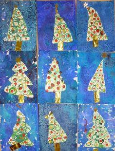 cadeaux de Noël chez Stasia: photos 2014 - école petite section
