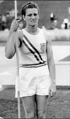 Less than two years after seeing her first track meet, Babe Didrikson qualified in five events for the 1932 Los Angeles Olympics.