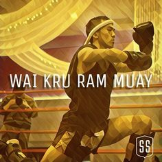 Wai is the action to show respect to others by putting the hands together. Kru means teacher. Ram means dance in the old thai traditional style. Muay means boxing. WAI KRU RAM MUAY #southsidemuaythaiacademy #thai #tradition #muaythai #journey #martialarts #lifestyle #forceofateam #ritual #love #respect #believe
