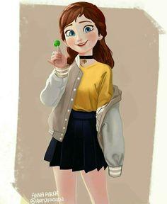 Anna Frozen, Disney Frozen, Disney Princess Drawings, Disney Aesthetic, Elsa Anna, Jelsa, Zootopia, Disney And Dreamworks, Wallpaper