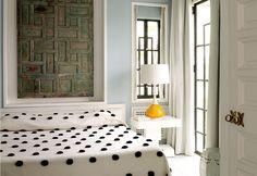 5 chambres de createurs, 5 styles