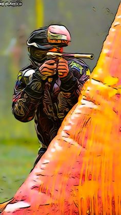 More - Duck and Cover Paintball Team - Colombia - Bogotá.