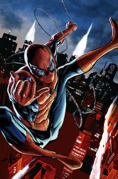 Spider-Man !  by Pop Mhan