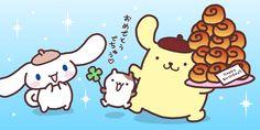 シナモ〜ン♪ お誕生日おめでとう♡ いっぱい食べて、大きくなってね♪