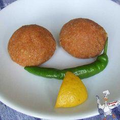 Stuffed Bulgur Kofte Video - Give Recipe