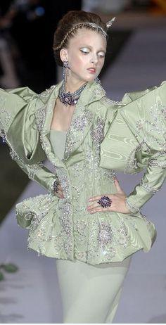 Christian Dior fall 2007