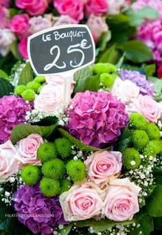 Le bouquet 25 euros... flowers