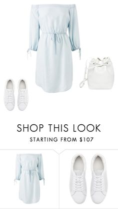 """""""Untitled #13541"""" by explorer-14576312872 ❤ liked on Polyvore featuring Witchery and Mansur Gavriel"""