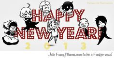 Happy new year! Does anyone want to host the new year party for the general board? ^^ ~Admin person :3