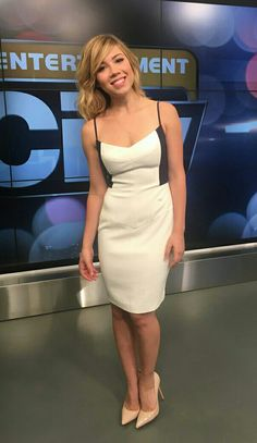 ...in entertainment news today, we learned that Jennette McCurdy is a big-breasted, curvy-bodied, five-star piece of @$$... ❤❤❤❤❤