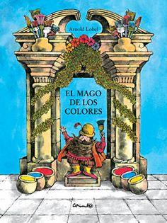 Ilustración: El mago de los colores