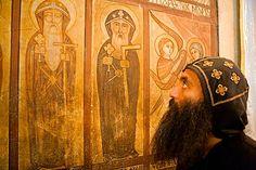 st bishoy monastery egypt - Google Search