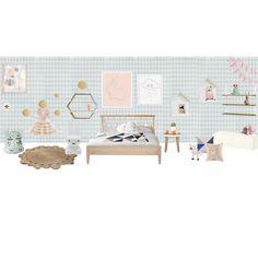 Girls room ideas. Interior design. Kids rooms. Design board
