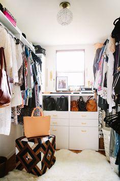 Closet Makeover, Tou