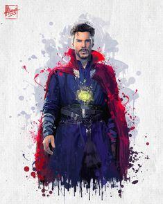 Doctor Strange: Infinity War by Mayank Kumar.