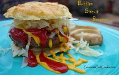 "Gourmet Girl Cooks: Bubbies Biscuit Burgers -- A Grain-Free Low-Carb ""Big sMac-down"""