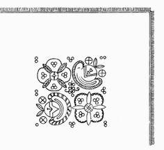 Mustrilaegas: Kaks tikitud lina