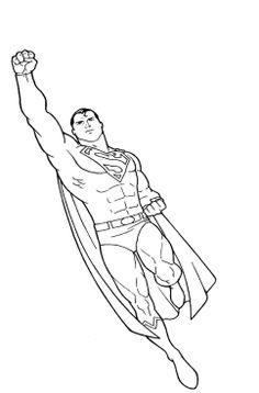 Superman Superman Coloring Pages Superman Coloring Sheets Superman Superman Printables Superman Coloring Pages, Avengers Coloring Pages, Marvel Coloring, Adult Coloring Book Pages, Colouring Pages, Coloring Pages For Kids, Coloring Books, He Man Tattoo, Super Hero Coloring Sheets