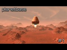We are going to build a colony on Proxima Centauri! (Let's Play Planetbase #1) - YouTube