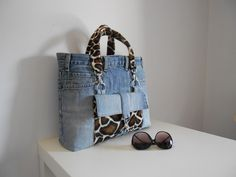 .By My Jeans Bag